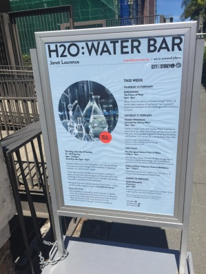 H2O exhibition