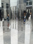 NGV,Jeppe Hein, Semicircular Space